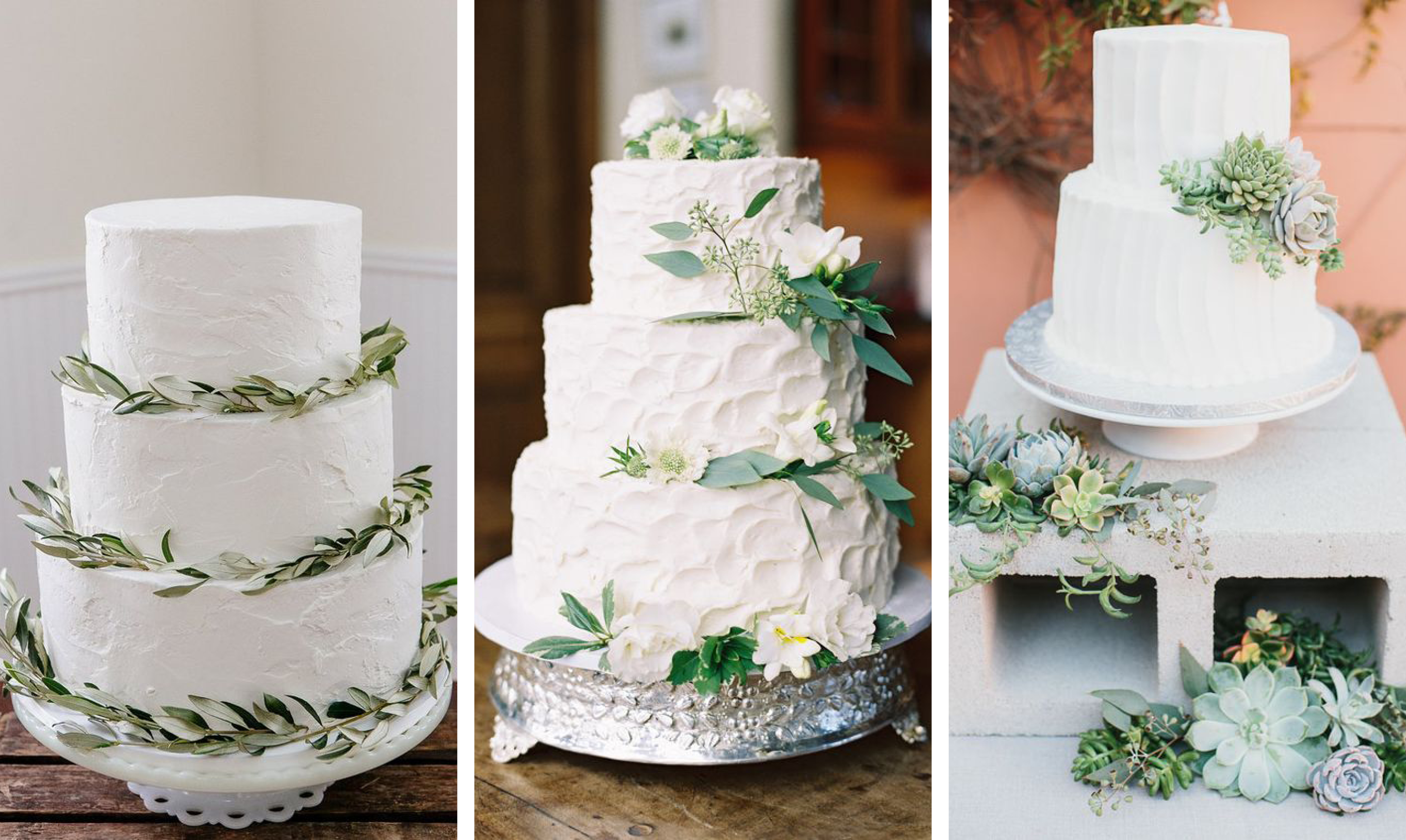 Inspiration Minty Fresh Wedding Cake Aime Couture