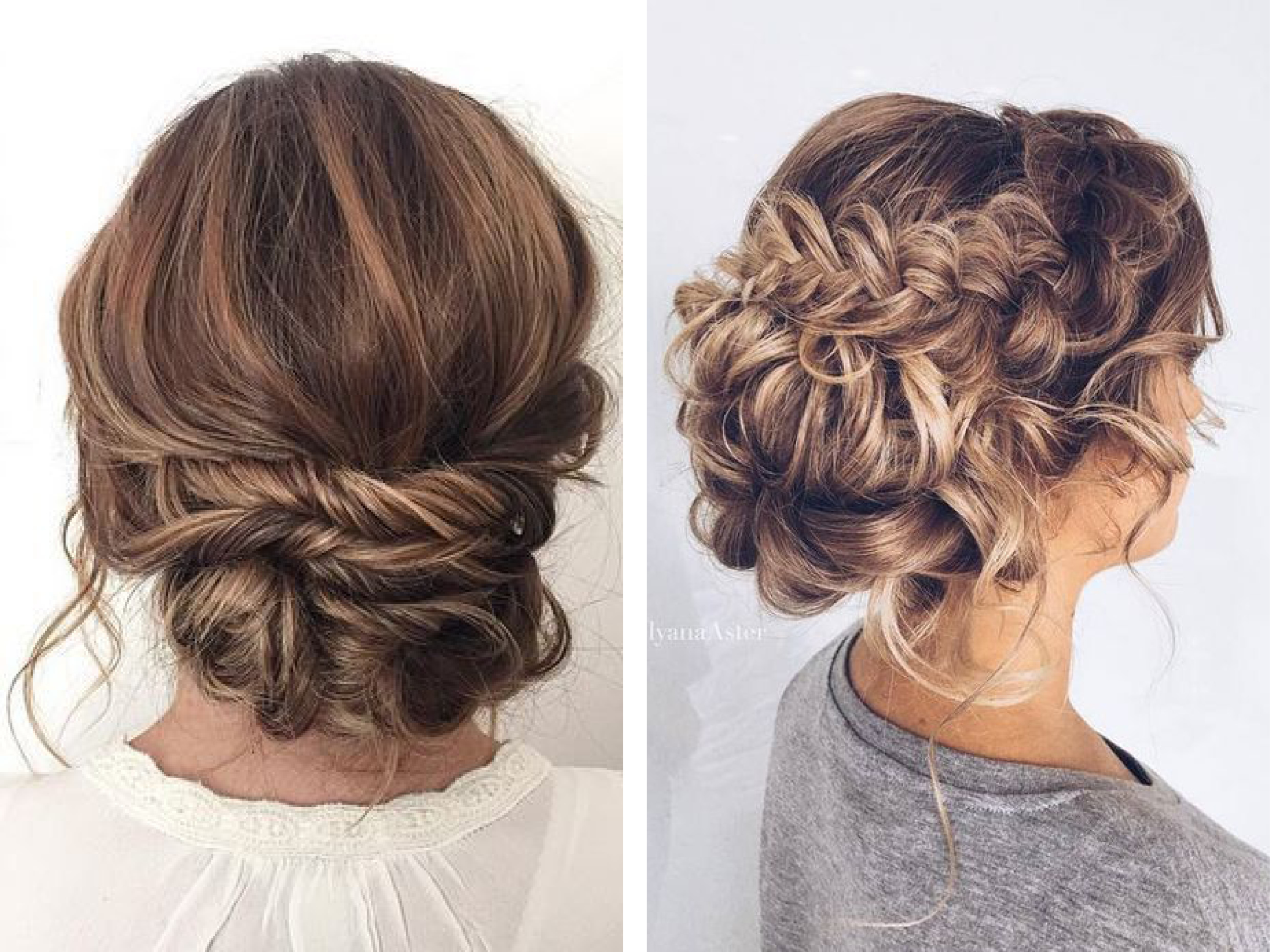 wearing hair up styles wedding inspiration hairstyles aime couture 4975 | c